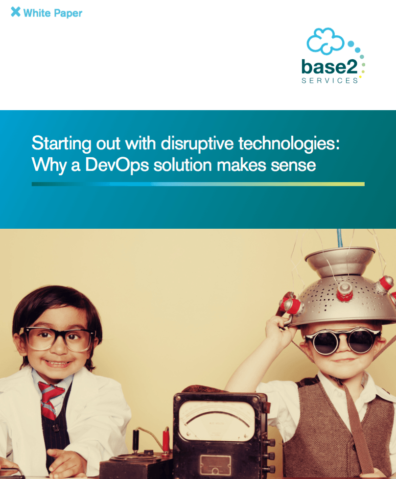 Why a DevOps solution makes sense